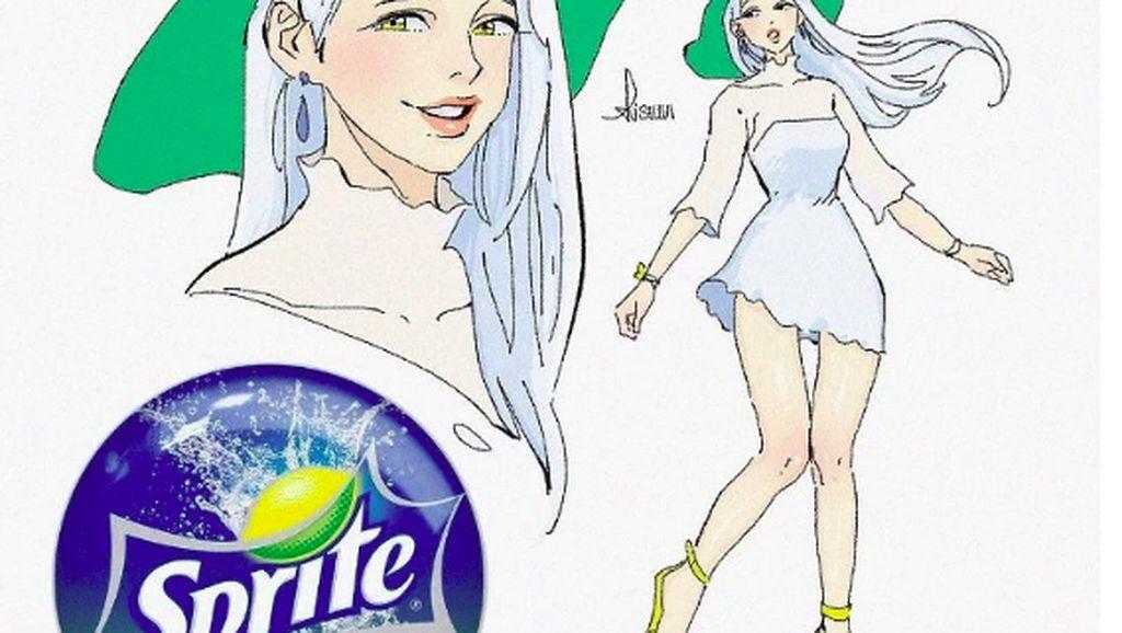 Ketika Brand Ternama Dijadikan Karakter Anime