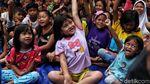 Trauma Healing untuk Kembalikan Keceriaan Anak-anak Kampung Bandan