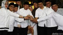 Pertemuan Kepala Daerah-AHY di Bogor untuk 2024? Gubernur Sulsel: Secret!