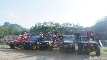 Ngabuburit Sambil Uji Nyali Fun Offroad di Banjarnegara, Berani?