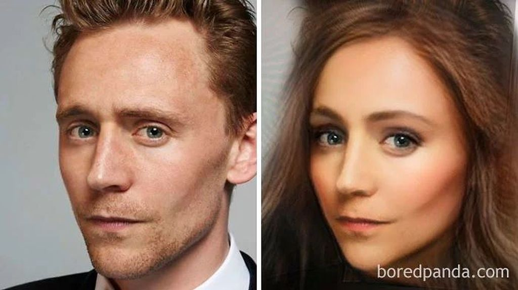Tom Hiddleston aka Loki. Foto: Bored Panda