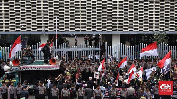 Pendidikan Politik yang Hilang dari Kasus HS Pengancam Jokowi