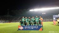 PSS Vs Arema FC Sementara Dihentikan Menit ke-30, Skornya 1-1