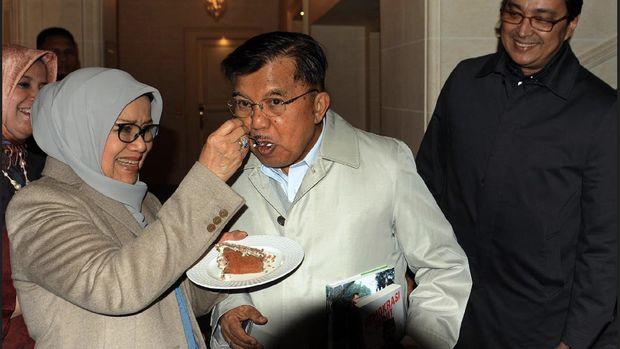 Prabowo Tolak Hasil Pilpres, Apa Kata JK?