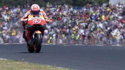 Mampukah Marquez Persembahkan Kemenangan ke-300 Honda di Le Mans?
