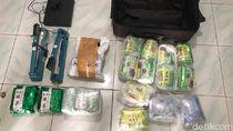 BNN Tangkap Bandar Narkoba di Aceh Tamiang, 17 Kg Sabu Disita