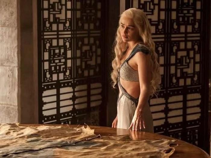 transformasi Daenerys Targaryen di Game of Thrones