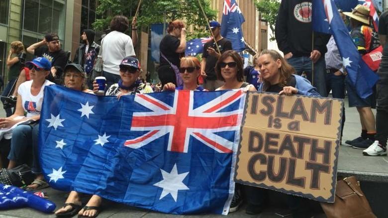 Kejahatan Terhadap Islam: Muslim Australia Diminta Tak Mangkir dari Pemilu