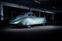 Mobil yang Selamat dari Perang Dunia Dilelang
