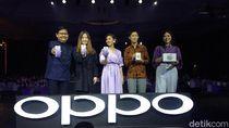 Baru Diluncurkan, Oppo F11 Jewelry White Sudah Ludes Dipesan