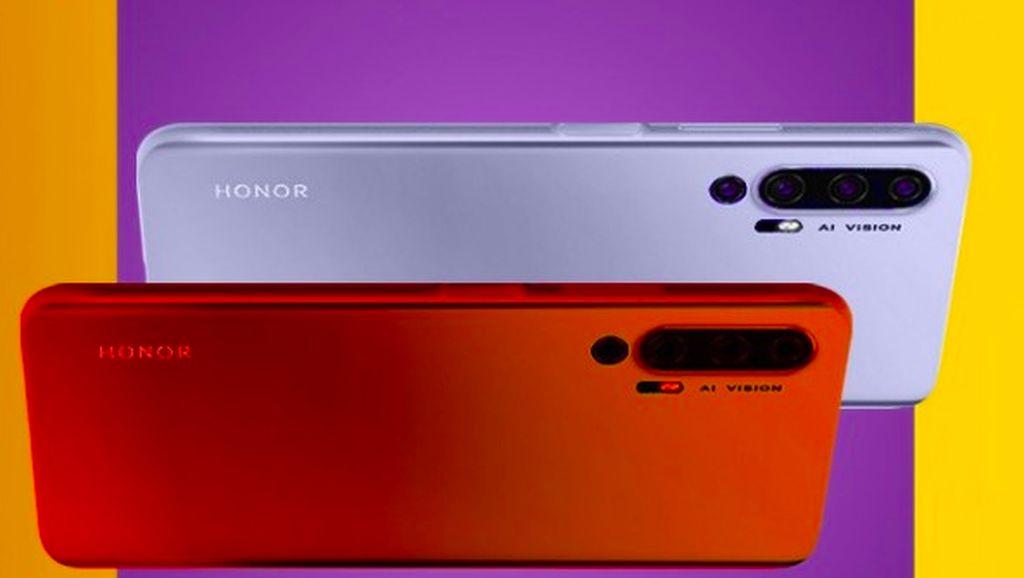 Honor 20 Diluncurkan, Kameranya Menggiurkan