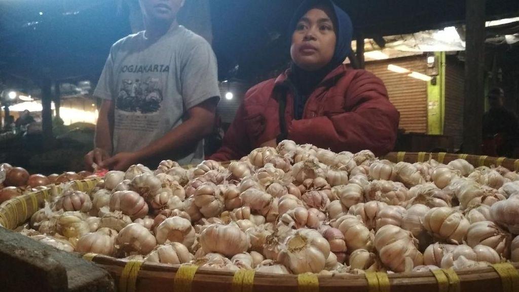 Harga Bawang Putih di Garut Mulai Turun ke Rp 35.000/Kg