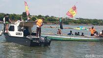 Dikejar Satpam Indonesia Power, Remaja ini Terjun ke Laut dan Hilang