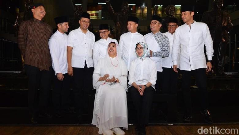 Silaturahmi Tokoh di Bogor, Sepakat Fokus Kerja Lampaui Kepentingan Politik