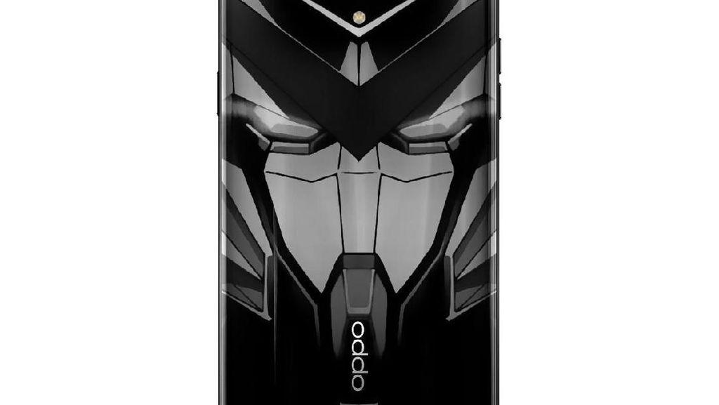 Oppo Reno Edisi Khusus Gundam Segera Hadir?
