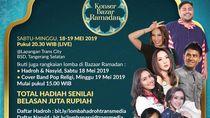 Weekend Ini, BCL hingga Slank Ramaikan Konser Bazar Ramadan