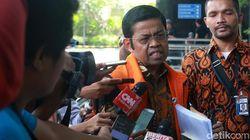 Kata KPK Soal Dugaan Maladministrasi Internal Selain Pengawal Tahanan Idrus