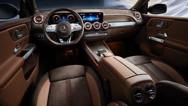 Mercedes-Benz GLB 7 Penumpang