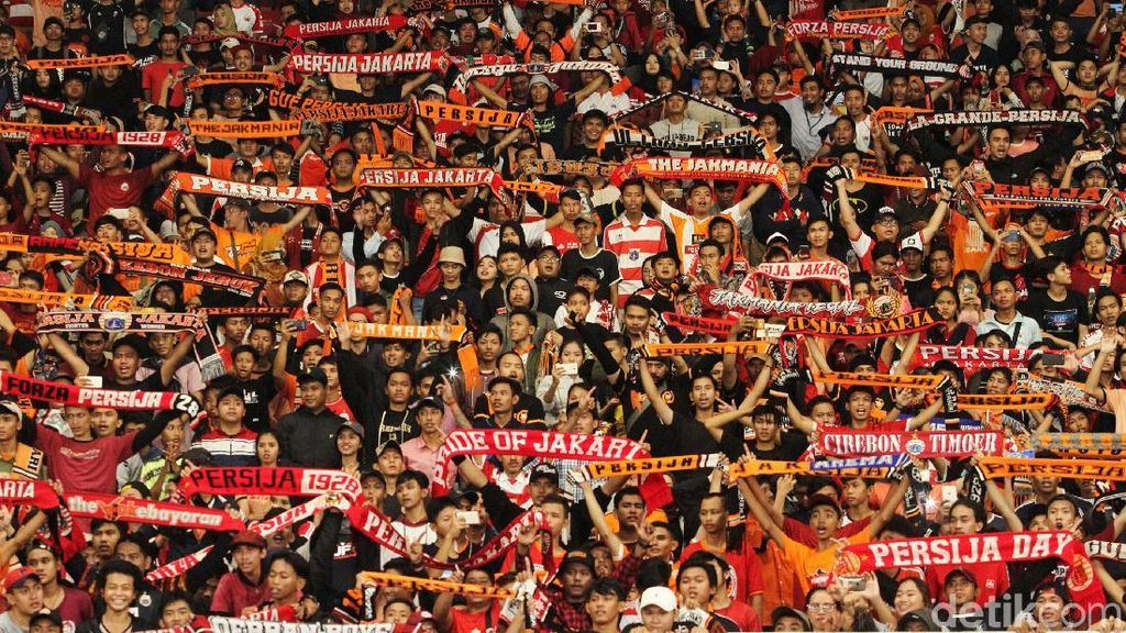 Ini Harga Tiket Persija Vs Borneo FC di Semifinal Piala Indonesia