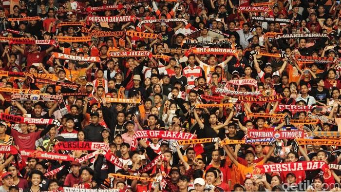 Persija Jakarta berhasil mengalahkan Shan United dengan skor 6-1 pada laga terakhir Grup G Piala AFC 2019 di Stadion Utama Gelora Bung Karno, Jakarta, Rabu (15/5/2019).