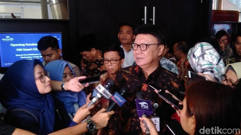 Prabowo Tolak Penghitungan Curang, Mendagri: Kalau Nggak Puas Ada Aturannya