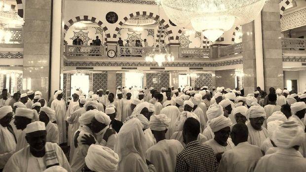 Di Sudan, Kamu Tidak Akan Kelaparan Saat Ramadhan