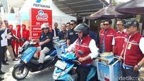 BBM di Tol Trans Sumatera Dikabarkan Langka, Ini Respons Pertamina
