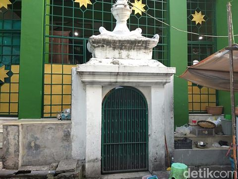 Arsitektur Masjid Al Abror Kota Sidoarjo/