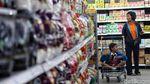 Jelang Lebaran, Penjualan Makanan dan Minuman Masih Stabil