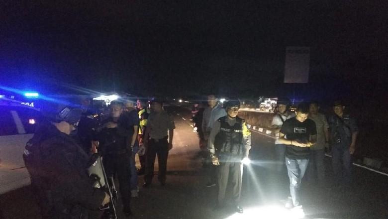 Polisi Mediasi Kelompok Pemuda yang Tawuran Gegara Motor Ngebut di Pekanbaru