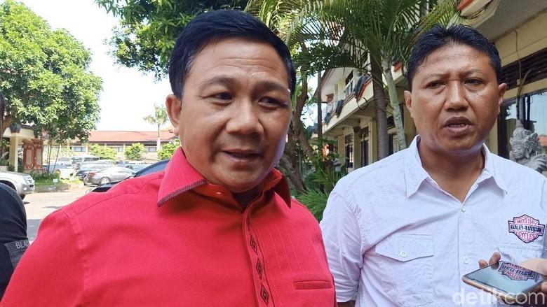 Ketua Fraksi PDIP Bali Cabut Laporan Pemukulan Rekannya di Polisi