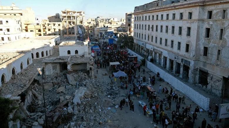 Potret Suasana Ramadhan di Benghazi Libya