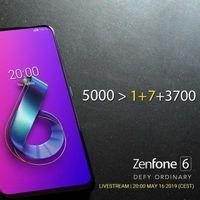 Mau Rilis Zenfone 6, Asus Sindir OnePlus Pakai Rumus Matematika