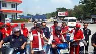 Mudik JKT-SBY Lewat Tol, Isi Bensinnya di Mana Saja?
