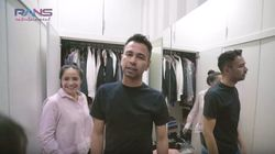 Alasan Raffi Ahmad Suruh Nagita Giat Bekerja