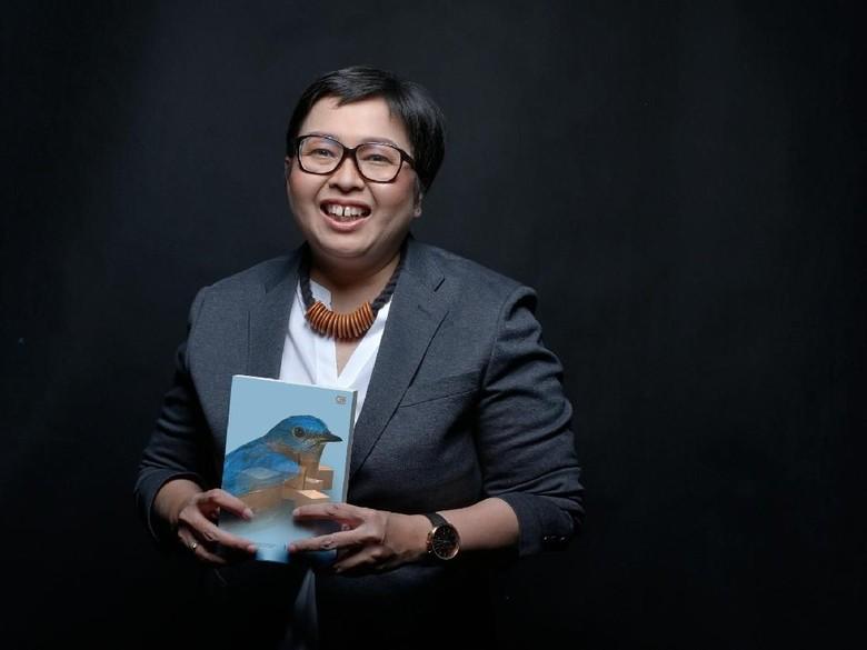 Ika Natassa Soroti Akses Buku yang Belum Terjangkau Publik Foto: Ika Natassa/ Istimewa