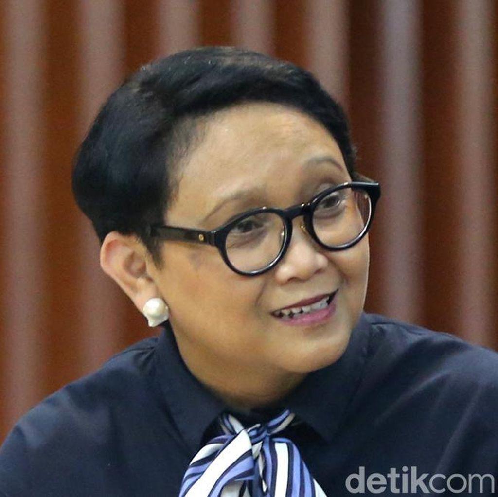 Retno Lapor ke Jokowi Indonesia Banyak Diapresiasi Negara Anggota PBB