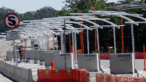 Demi Mudik Lancar, Tol Semarang-Solo Tambah 20 Gardu Pembayaran