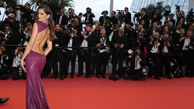 Red Carpet saat Cannes Film Festival /