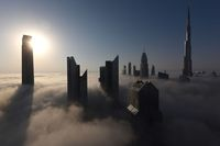 Burj  Khalifa di Dubai