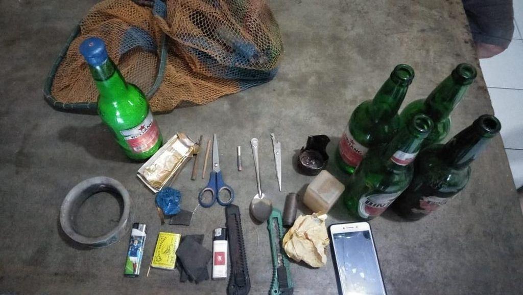 Polisi Tangkap Pengebom Ikan di Pesisir Pantai Bima NTB