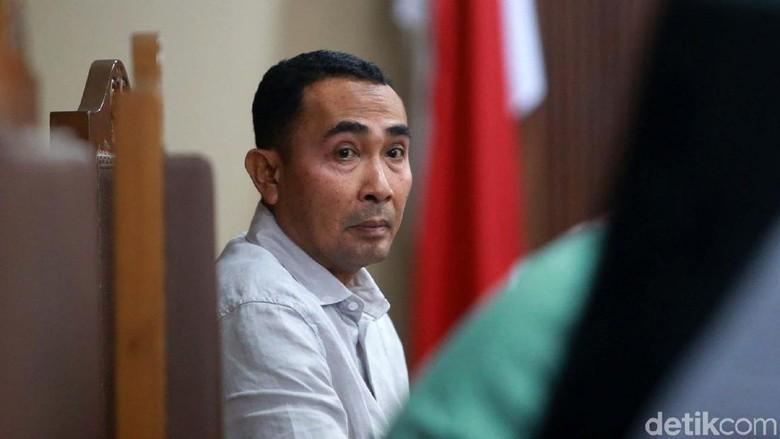 Sidang PK Mantan Bupati Buton Samsu Umar Samiun