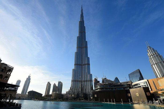 Burj Khalifa /Foto: Dok. Getty Images