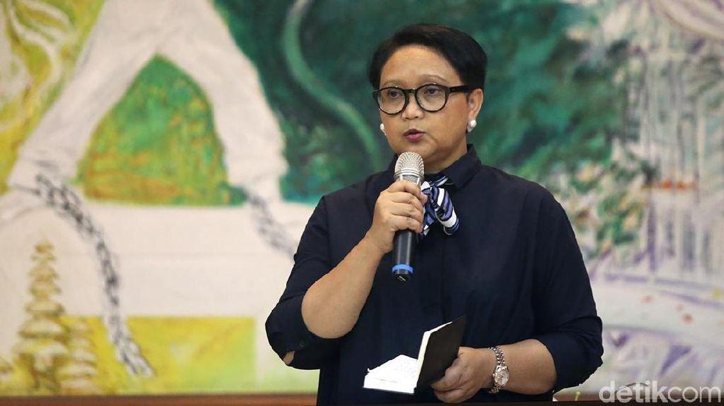 Menlu Retno Anjurkan Mahasiswa RI di Australia Pulang ke Tanah Air