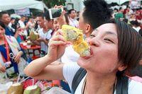 Wouw! Warga China Mampu Habiskan 343 Juta Kg Buah Durian Setiap Tahun