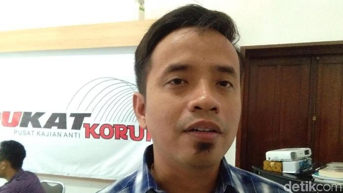 Peneliti Pukat UGM Zaenur Rohman (Usman Hadi/detikcom)