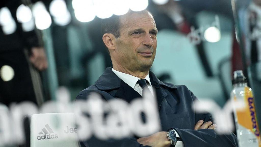 Juventus Tawari Allegri Kontrak Baru