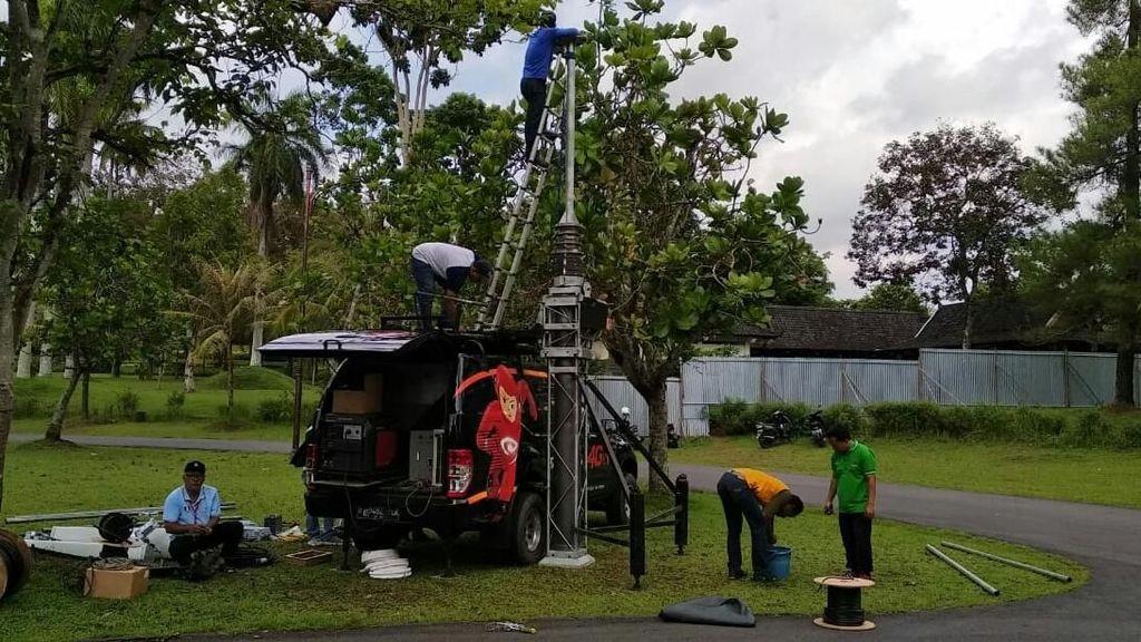 Smartfren Siapkan Banyak Mobile BTS Sepanjang Tol Trans Jawa