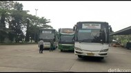 Kemenhub Temukan 8 Bus Tak Laik di Terminal Indihiang Tasikmalaya