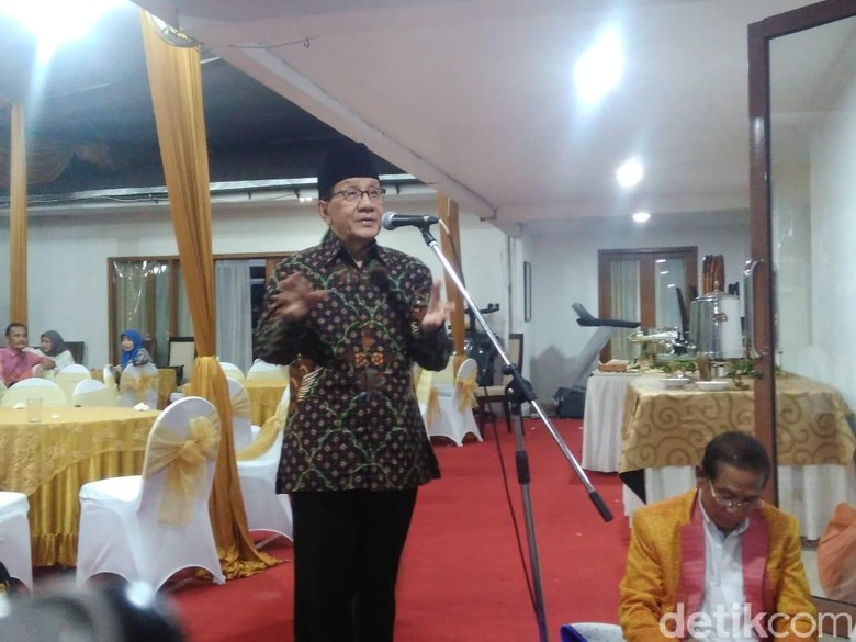 Akbar Tandjung Berharap Ada Presiden dari HMI